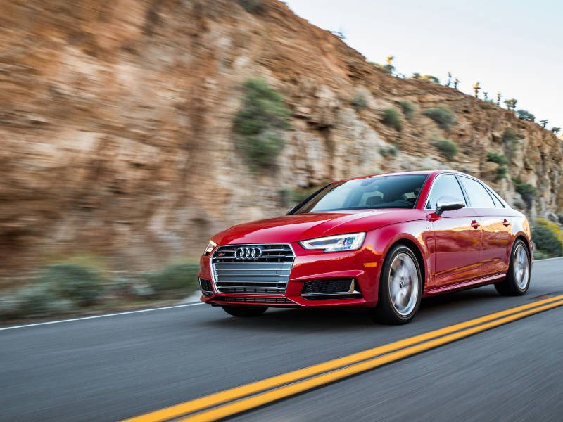 2018 Audi S4 Road Test and Review