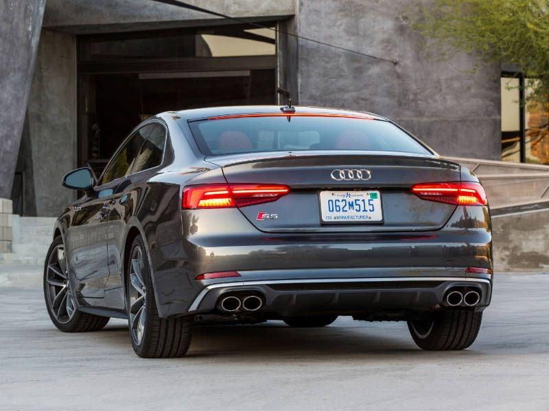 2018 Audi S4 Road Test And Review Autobytel Com