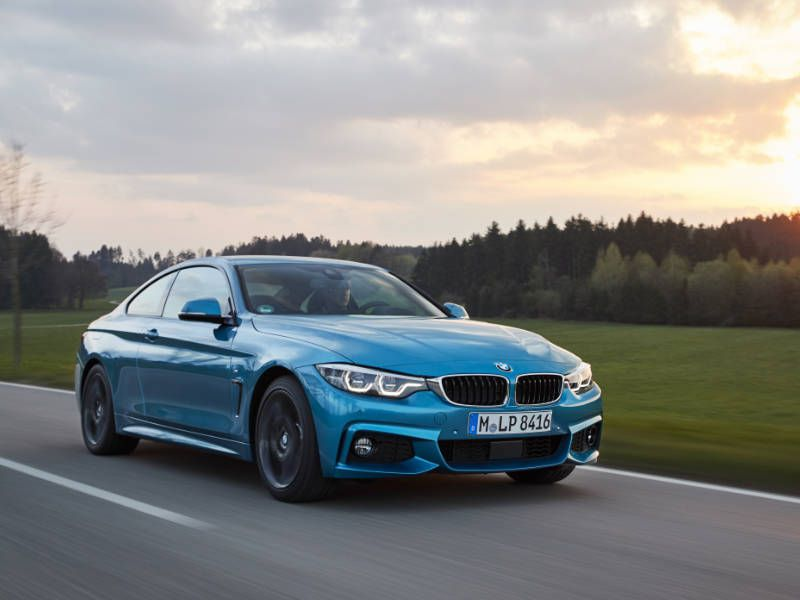 2018 BMW 4 Series Road Test and Review