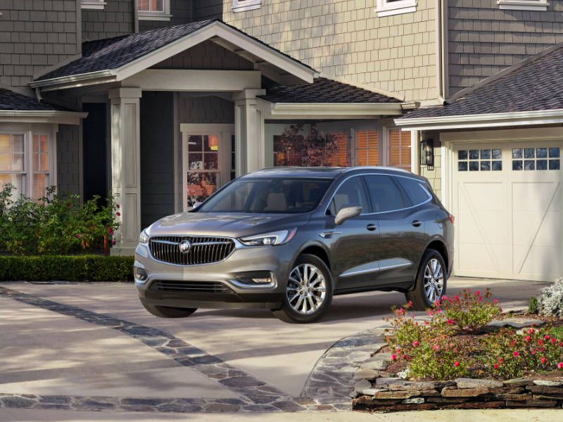 2018 Buick Enclave Road Test and Review