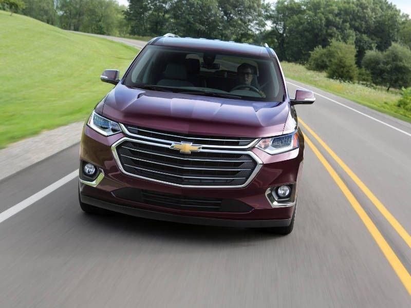 8 Passenger Vehicles >> 10 Best 8 Passenger Suvs Autobytel Com