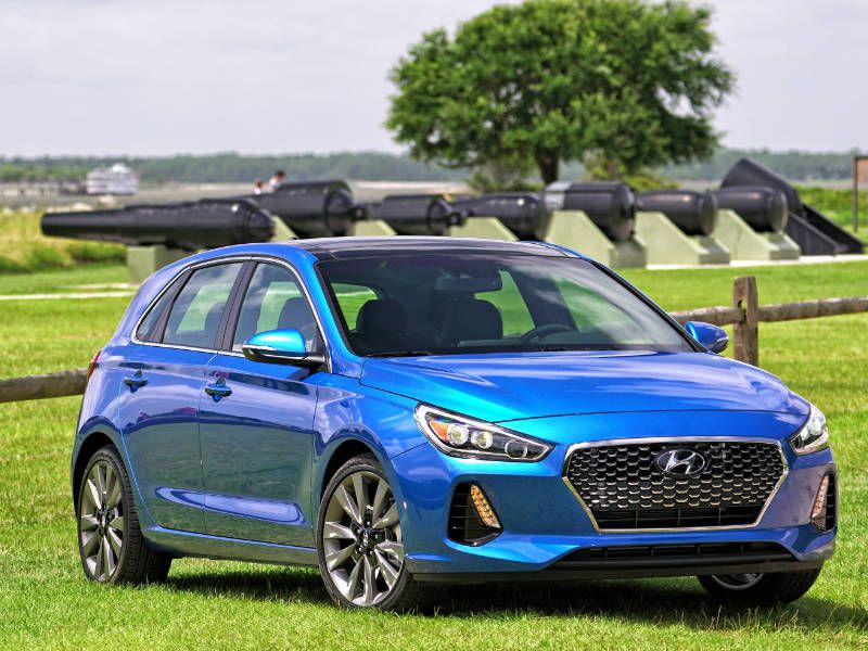 2018 Hyundai Elantra GT Road Test and Review