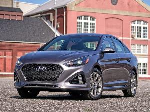 2018 Hyundai Sonata Road Test and Review