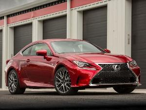 2018 Lexus RC Road Test and Review