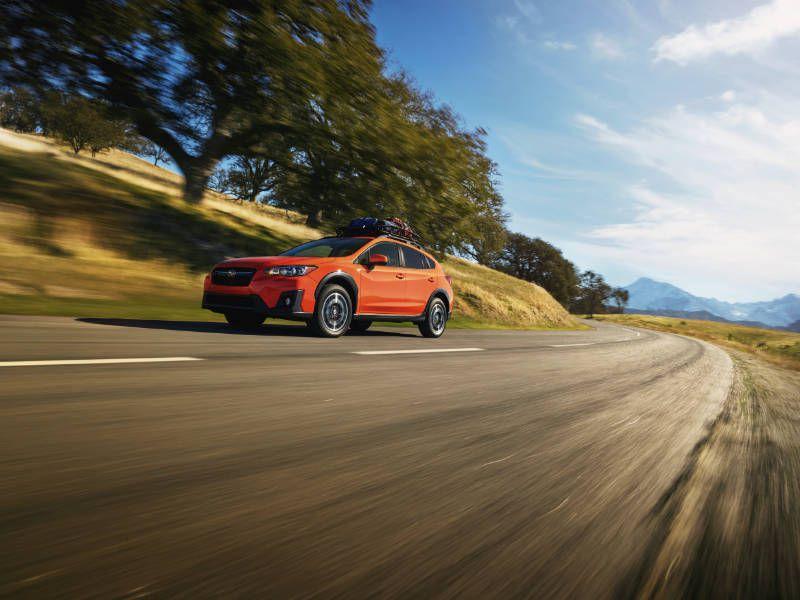 2018 Subaru Crosstrek Road Test and Review