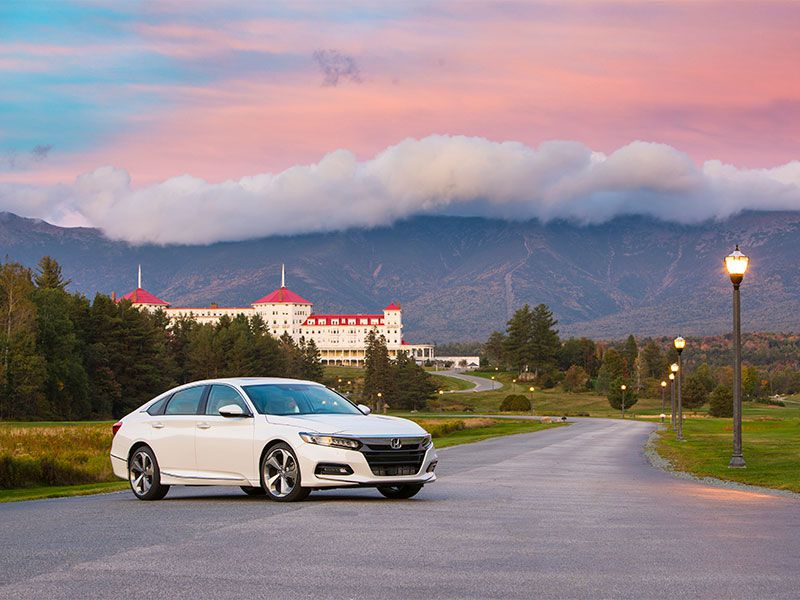 2018 Honda Accord TouringEdit