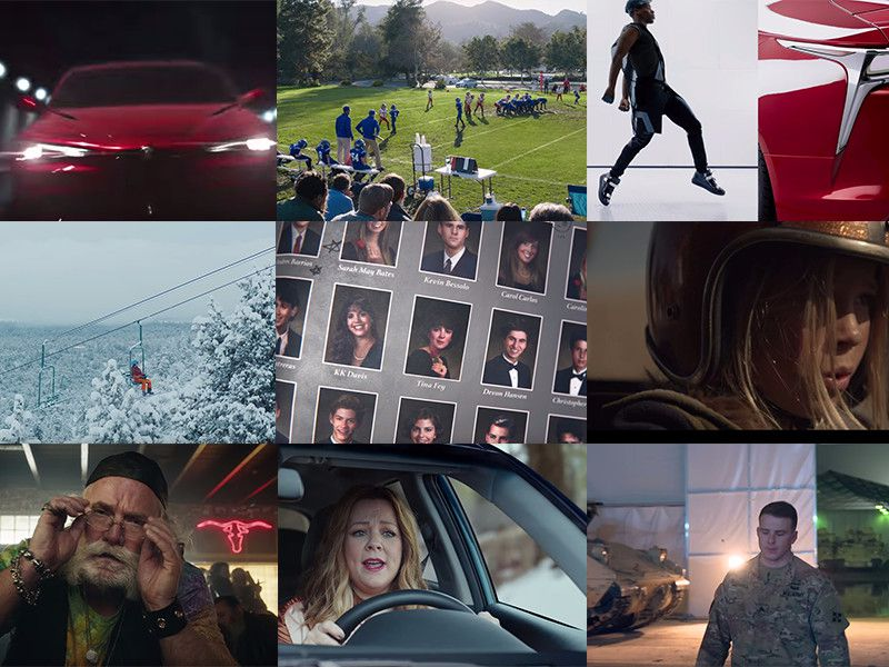Best Car Commercials from the 2017 Big Game