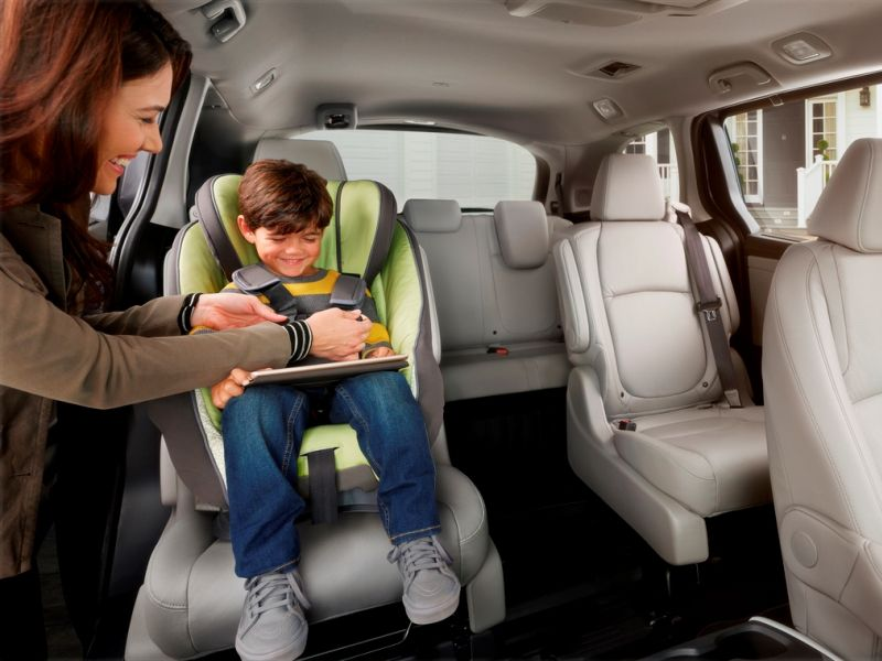 20 Reasons Why The 2018 Honda Odyssey Rocks Autobytel Com