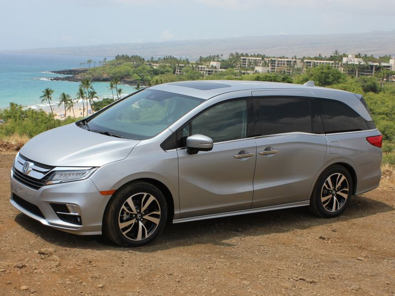 20 Reasons Why the 2018 Honda Odyssey Rocks!