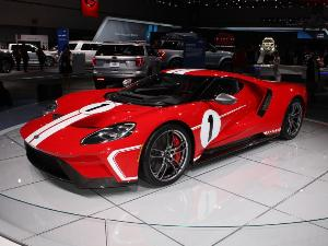 Highlights from the LA Auto Show 2017