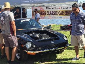 Japanese Classic Car Show Mega Gallery