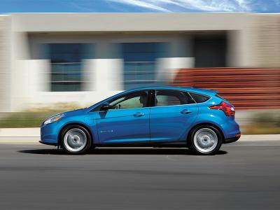 Ford Focus St 0 60 >> The 10 Fastest Electric Cars 0 60 Autobytel Com