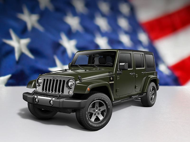 What Is The Jeep Freedom Edition Package