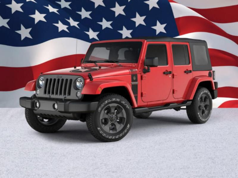 Jeep Wrangler Freedom Edition Exterior