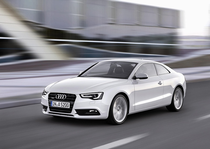 Best TwoDoor Cars - Best audi car model