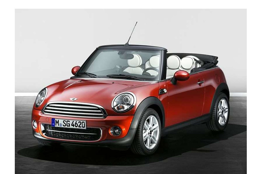 Mini Cooper Convertible/Cooper Roadster