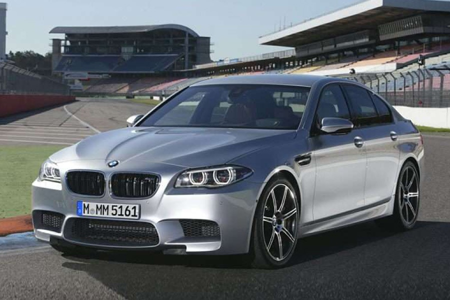 BMW M5 & Best Sporty Cars with Four Doors