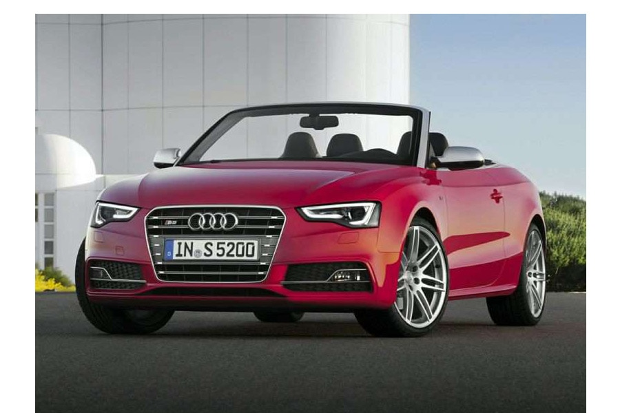 Audi A5/S5/RS5 Cabriolets