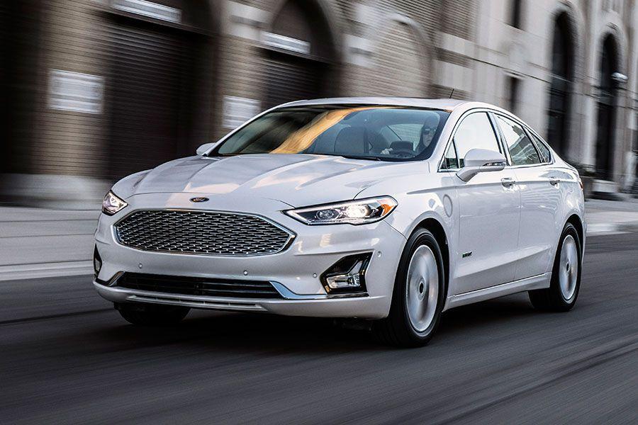 Best Hybrid Sedans