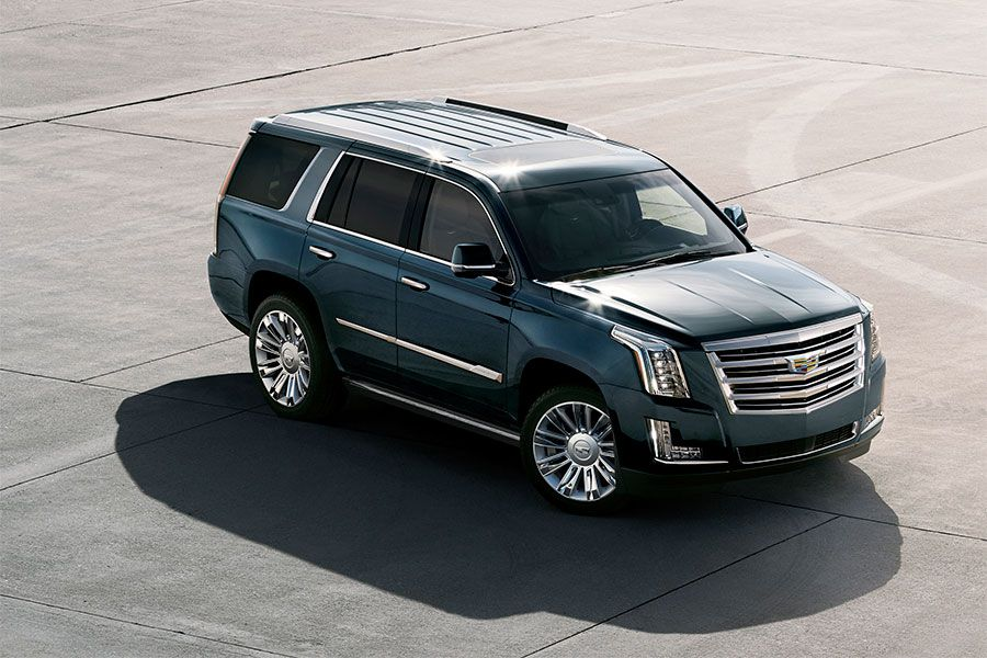 Best Full Size Suv 2020.The Best Full Size Luxury Suvs