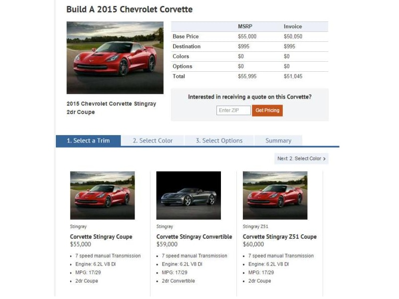 Design Your Own Car >> Start From Scratch Build Your Own Car Online Autobytel Com