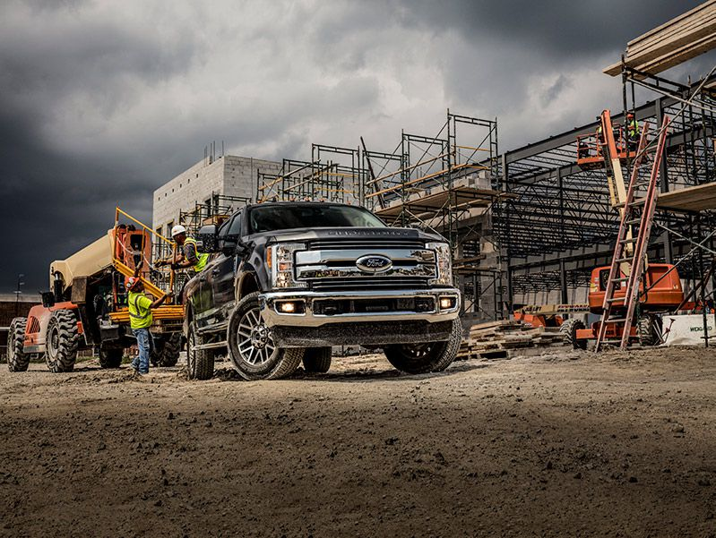 The Best One-Ton Trucks for 2019
