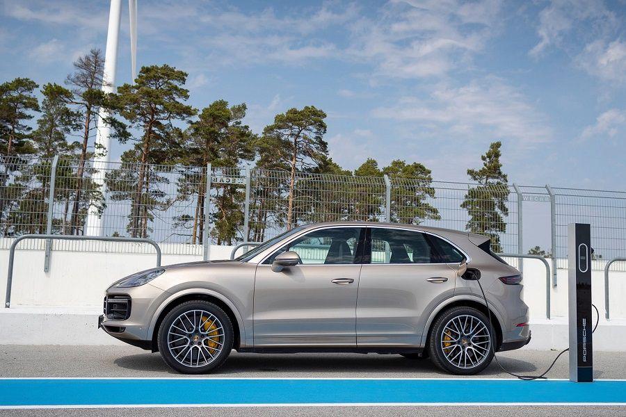 Best Luxury Hybrid Suvs