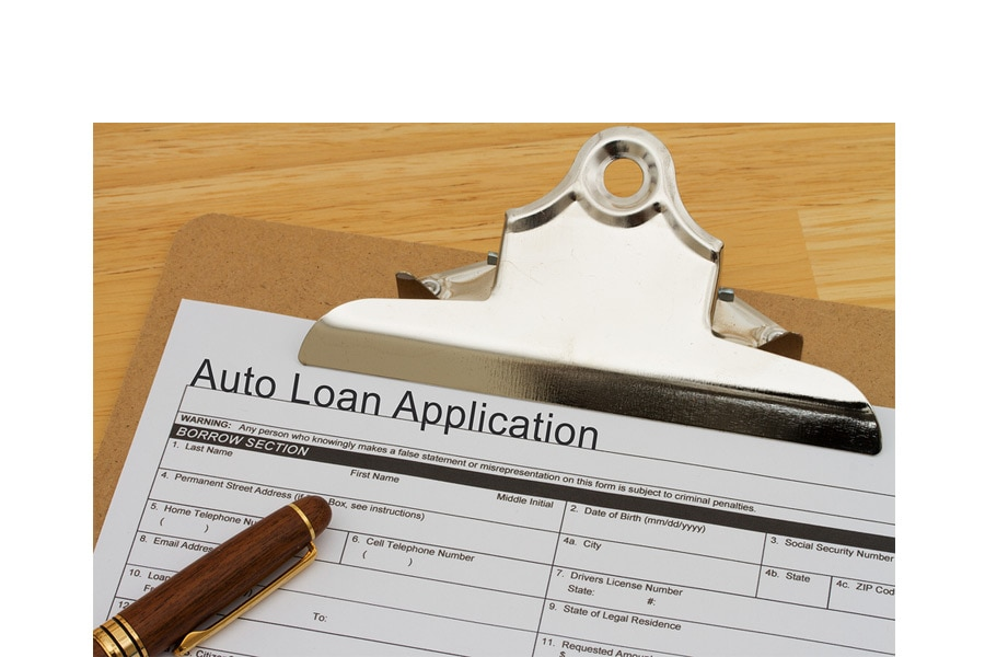 The benefits of financing your car.
