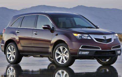 2011 Acura MDX Review