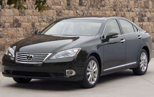 2011 Lexus ES 350 Review