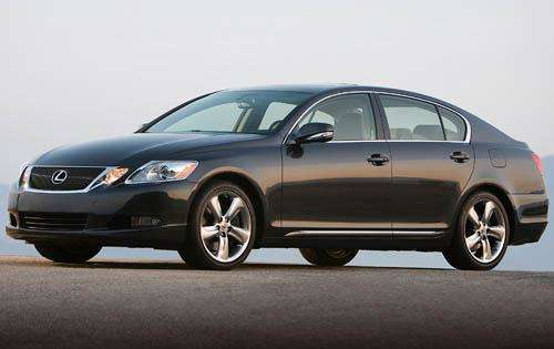 2011 Lexus GS 350 Review