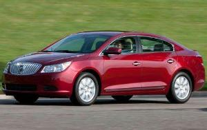 2011 Buick LaCrosse Review