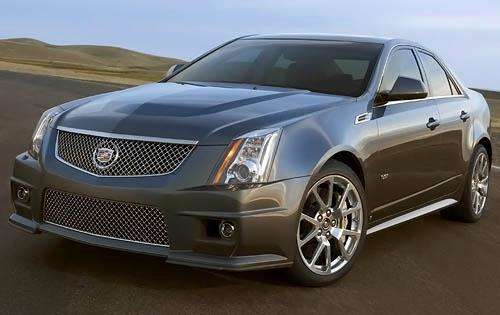 2011 Cadillac CTS-V Review