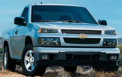 2011 Chevrolet Colorado Review