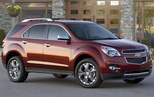 2011 Chevrolet Equinox Review