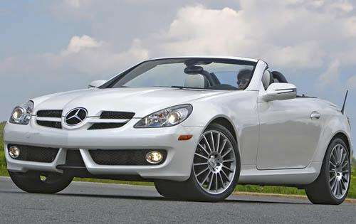 2011 Mercedes-Benz SLK-Class Review