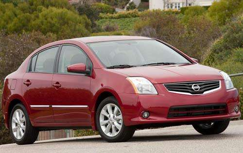2011 Nissan Sentra Review