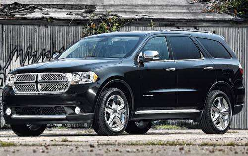 2011 Dodge Durango Review