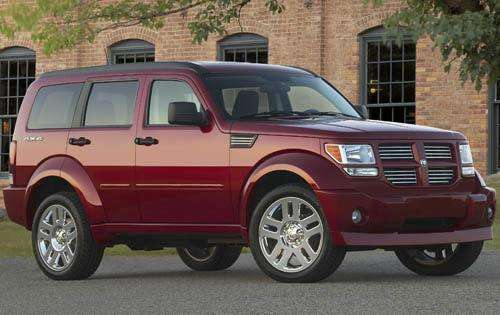 2011 Dodge Nitro Review