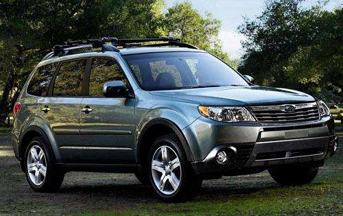 2011 Subaru Forester Review