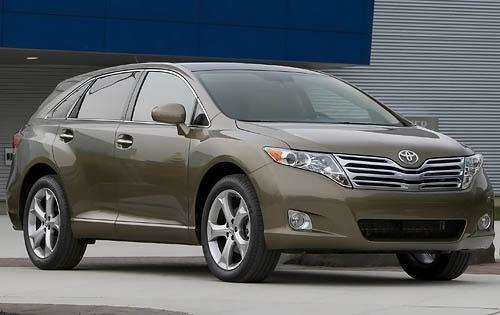 2011 Toyota Venza Review