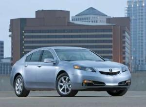 Krome on the 2012 Acura TL
