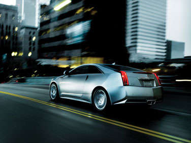 Krome on the Cadillac CTS and the Lure of Luxury