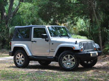 2011 Jeep Wrangler 70th Anniversary Edition Road Test and Review