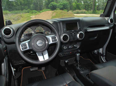 2011 Jeep Wrangler 70th Anniversary Edition Road Test And