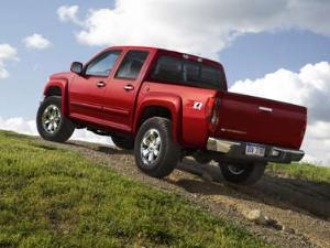 Chevrolet Debuts Colorado Rally Concept