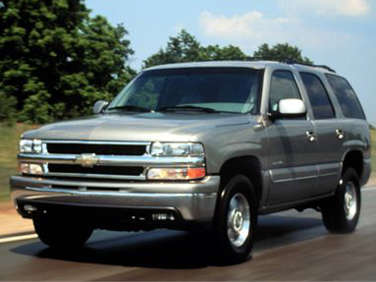 Used Chevrolet Tahoe 2000 2006