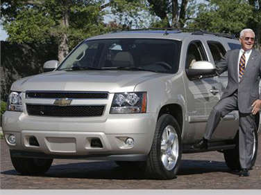 Used Chevrolet Tahoe 2007 2010