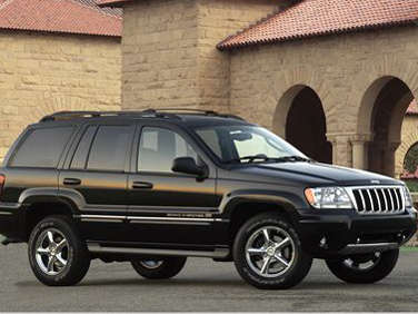 Used Jeep Grand Cherokee: 1999   2004