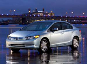 2012 Honda Civic Hybrid First Drive and Review